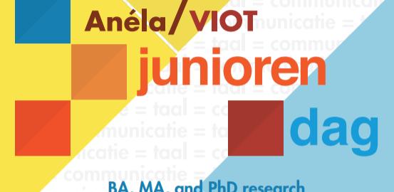 Anéla/VIOT Juniorendag: informeel je scriptie presenteren