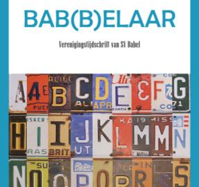 Bab(b)elaar #1 2017-2018
