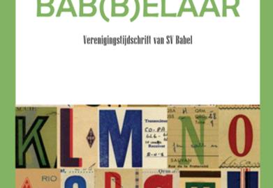 Bab(b)elaar #3 2017-2018